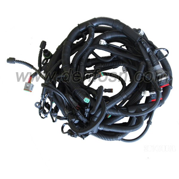 Apply To Apply To Volvo Wire Harness Oem No  14565280   14565285